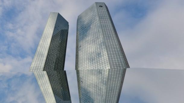 Libor-Vergleich der Deutschen Bank steht unmittelbar bevor