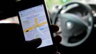 In Deutschland hat Uber ehrgeizige Expansionspläne.