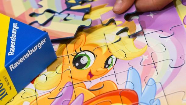 Ravensburger liefert 21 Millionen Puzzles aus