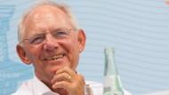 Schäuble will Betreuungsgeld nicht in Kitas stecken