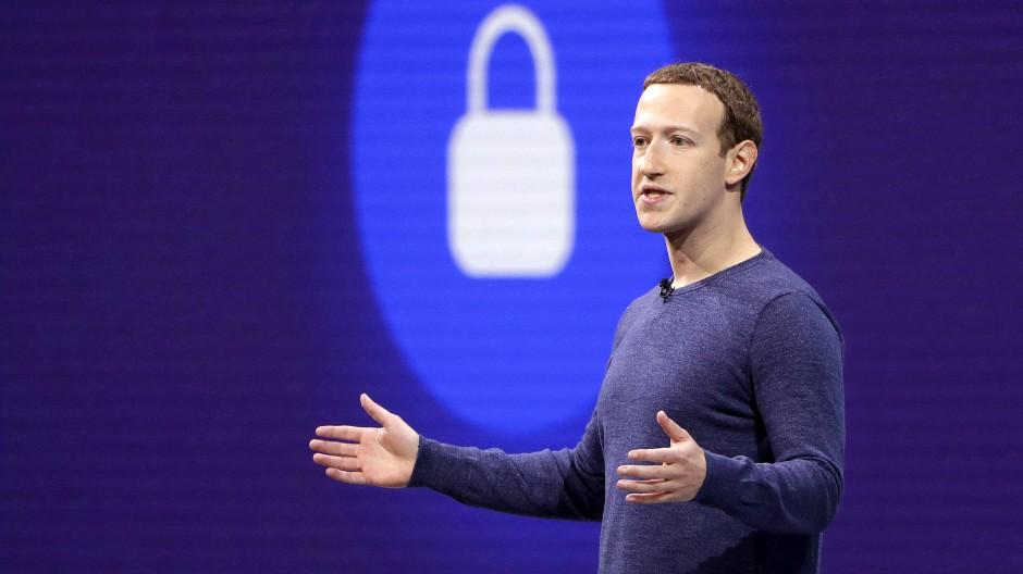 Auch sein Profil soll betroffen sein: Der Hackerangriff kommt für Facebook-Gründer Mark Zuckerberg zur Unzeit.