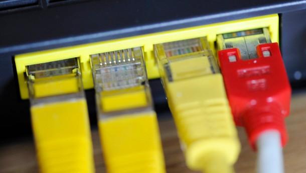 Das Internet wird umgebaut