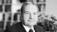 David Rockefeller ist gestorben
