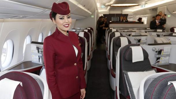 Qatar Airways am Pranger der UN
