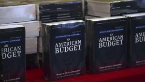 Konservative kritisieren Trumps Ausgabenpläne