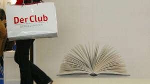 Klage gegen Aus für Bertelsmanns Buchclub