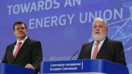 EU will durch Energieunion Milliarden sparen