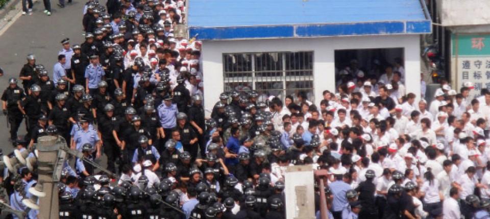 Billige Arbeit China Ruft Das Ende Der Großen Werkbank Aus