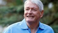 John Malone ist 75 Jahre alt und Selfmade-Milliardär.