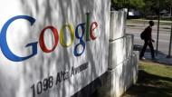 Washington warnt vor Zerschlagung von Google