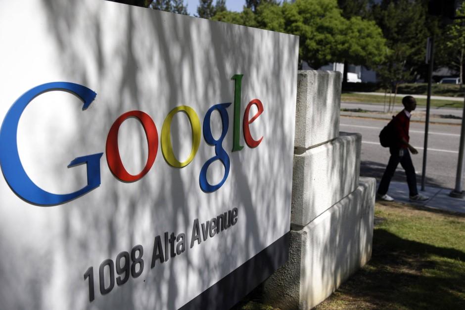 Ausgezeichnet Google Zentrale Irland Zeitgenössisch - Die Besten ...