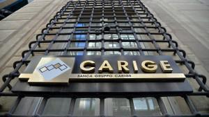 Italienische Regionalbank erzielt Einigung über Kapitalerhöhung