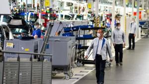 VW macht im Corona-Jahr zehn Milliarden Euro Gewinn