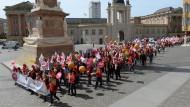 Noch mehr Streiks