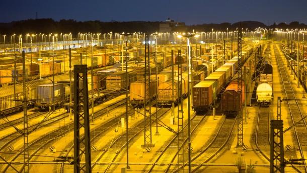 """Bahn-Güterchefin: """"Streik gegen das Klima"""""""