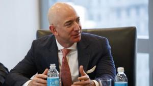 Der Amazon-Chef wird noch reicher