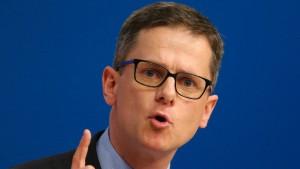Union plädiert für kräftige Steuerentlastungen