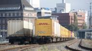 Die Güterbahn soll attraktiver werden