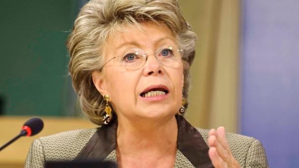 EU plant Frauenquote für Aufsichtsräte