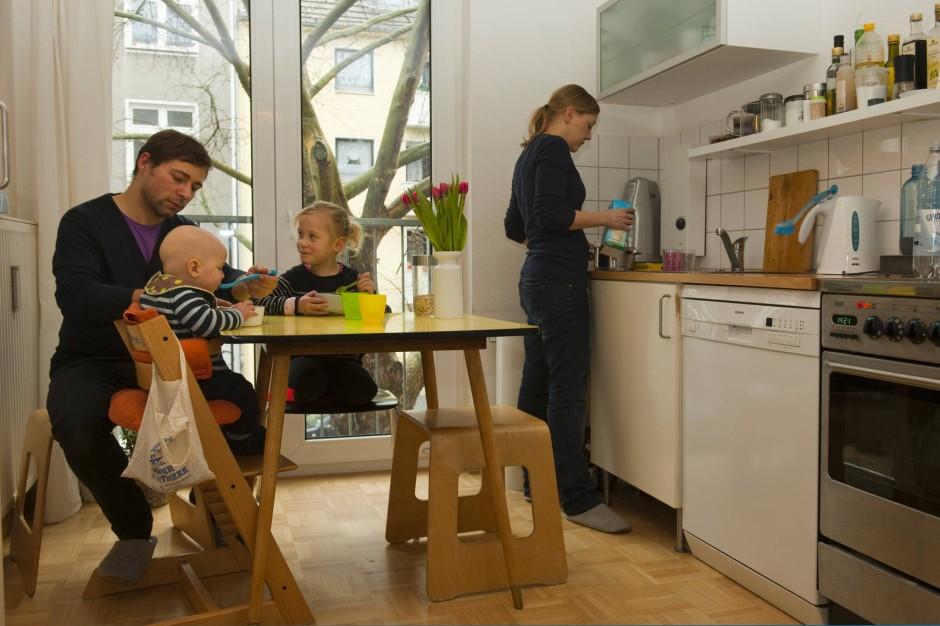 """bilderstrecke zu karriere und familie """"schicke titel  ~ Staubsauger Zieht Nicht Mehr"""