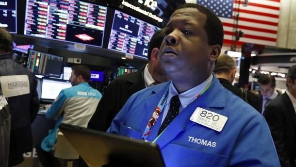 Anleger setzen auf Hilfen durch die Notenbanken