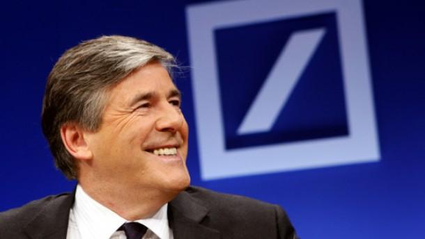 Investmentbanking treibt Gewinn der Deutschen Bank