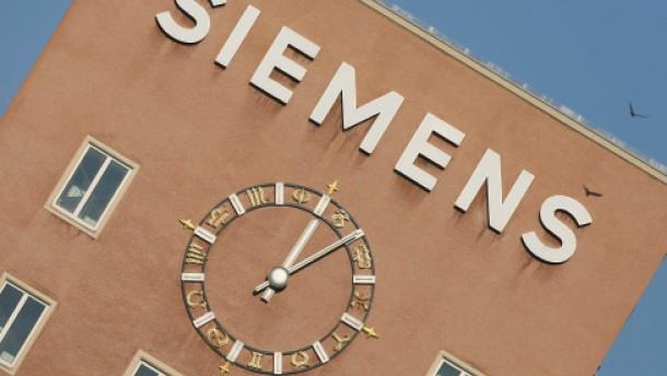 Siemens und die langsame Aufklärung