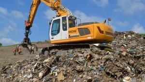 Die EU-Kommission will den Müll abschaffen