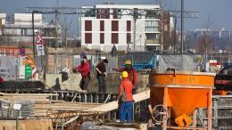 Der Wohnungsbau stockt