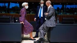 Scholz plant mit 100 Milliarden Euro Schulden
