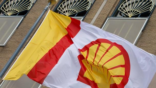 Ölkonzern Shell rechnet mit Milliarden-Belastungen