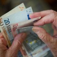 Reicht die Rente?