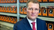 Rainer Dulger leitet das Heidelberger Unternehmen ProMinent.