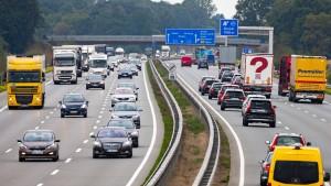 Privater Straßenbetreiber bekommt kein Extrageld vom Bund