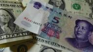 IWF lobt Chinas Währungs-Abwertung