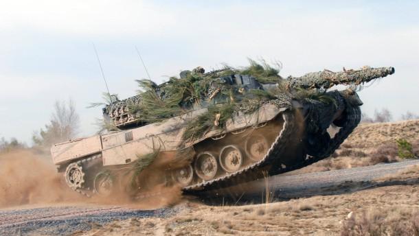 Der Exodus der deutschen Rüstungsindustrie beginnt