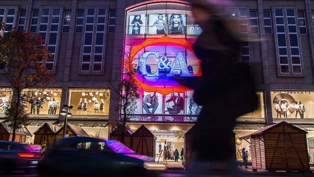 C&A will 13 Filialen in Deutschland schließen