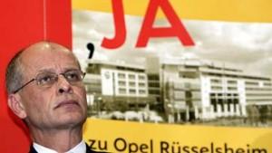 Krise bei Opel: Ohne Opfer geht es nicht
