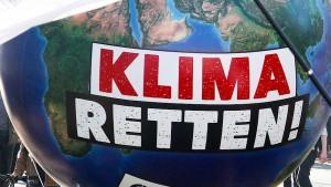 Deutschland zahlt Milliarden fürs Klima