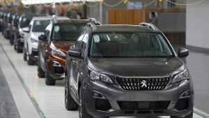 Peugeot Citroën schafft WLTP-Zertifizierung