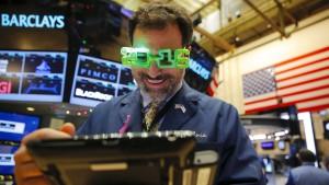 Mit Aktien in das Jahr 2016