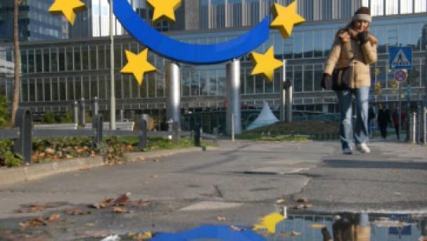 EZB saugt Liquidität ab