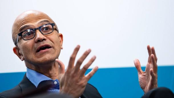 Microsoft will eigene Computerchips bauen