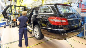 Mehr als 300.000 defekte Motorteile bei Mercedes