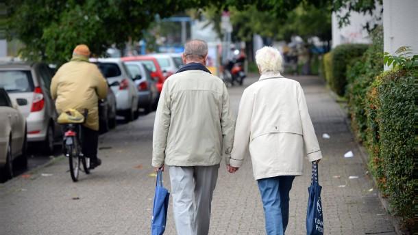 Die Renten-Hotline ist ewig belegt