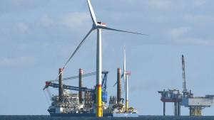 Vor Rügen steigt die Windstromparty