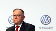 Sieht skeptisch auf VW: Stephan Weil, Regierungschef von Volkswagens zweitgrößtem Anteilseigner, dem Land Niedersachsen.