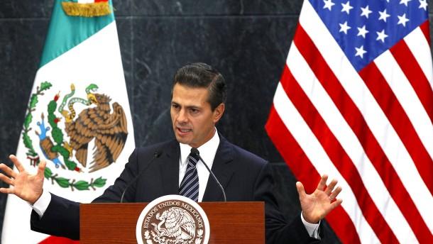 Mexikanische Minister treffen Trumps Schwiegersohn