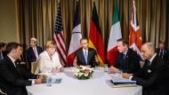 G 20 gehen gegen Gewinnverschiebung vor