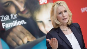 SPD will Familien mit Kleinkindern entlasten